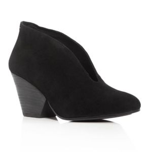 557c36494ad7 Eileen Fisher Shoes - Eileen Fisher Iman Cut out Wedge Booties black 9